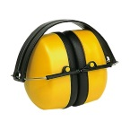 Casque Antibruit Pliable MAX 500 30 dB Jaune